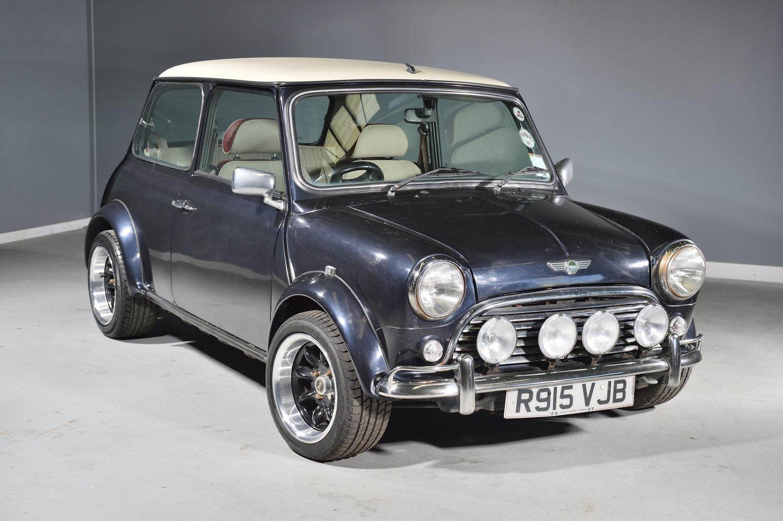 1998 Rover Mini 3